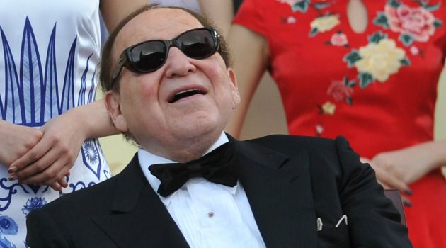 What Sheldon Wants: Casino mogul Sheldon Adelson is determined to spend whatever it takes to oust President Barack Obama. The Supreme Court says he can keep on spending.