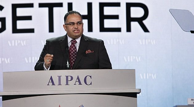 Looking Like America: California Assembly Speaker John A. Perez is Latino and gay. His appearance and others spotlights AIPAC?s effort to cultivate a more diverse constituency for Israel.