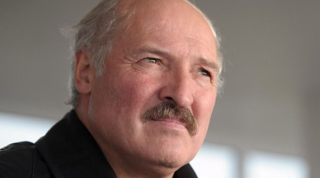 Strongman: Alexander Lukashenko, the authoritarian leader of Belarus, got a boost when the Israeli ambassador compared political prisoners in the former Soviet republic to jailed terrorists.