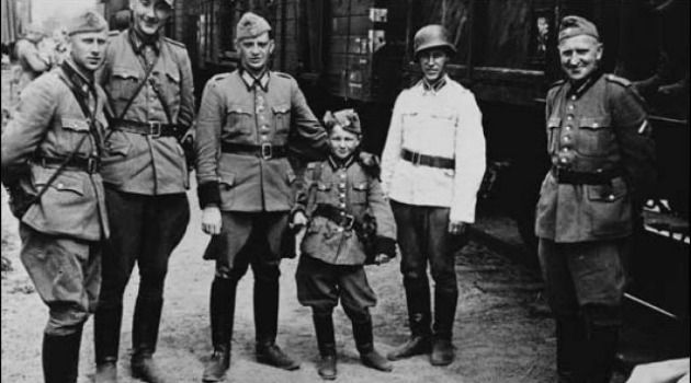 Shoah Scam? The strange story of a boy ?adopted? by Nazi killers might be a hoax.