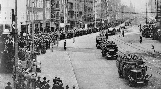 German Invasion: Jews who were deported to concentration camps by the Nazis were still charged taxes by the city of Amsterdam and even fined when they failed to pay.