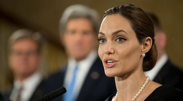 Stunning Star: Angelina Jolie says she underwent a preventive double mastectomy after discovering she has a genetic mutation that is especially common among Ashkenazi Jewish women.