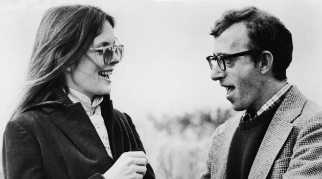 Like a Sore Thumb: In ?Annie Hall,? Woody Allen?s character, Alvy Singer, feels conspicuously Jewish around Hall?s non-Jewish family.