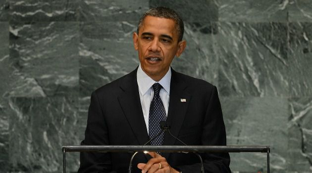 Tough Talk: President Barack Obama stepped up pressure on Iran in his speech at the United Nations.