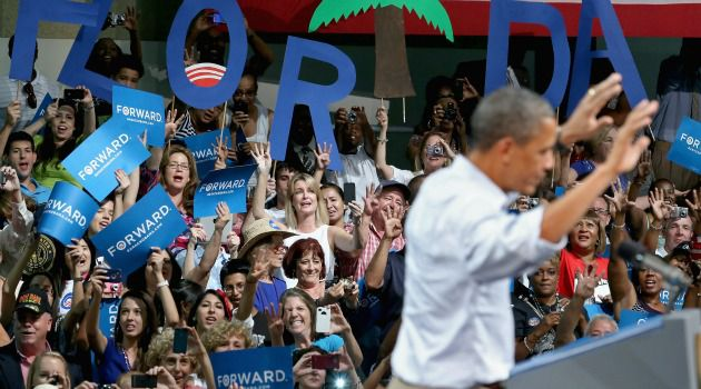 Enthusiasm Needed: One of the best reasons to support President Obama is one word: citizenship.