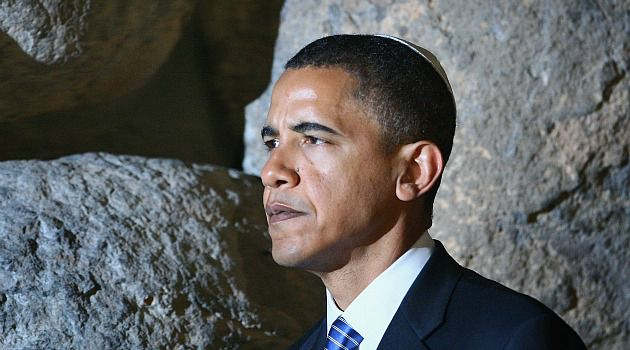 Been a Long Time**: Barack Obama, shown here on his last visit to Israel in 2008, will make his first trip to the Jewish State as president.