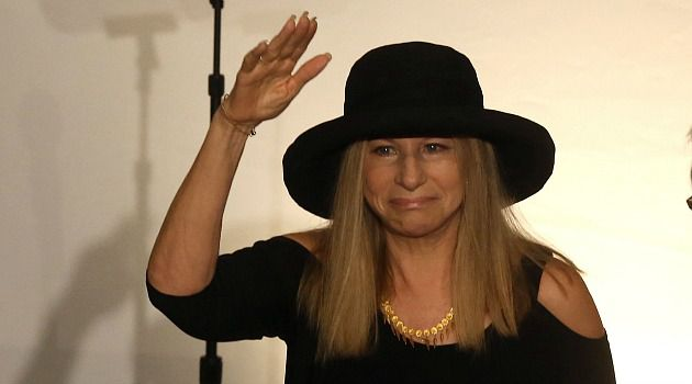 Lashing Out: Barbra Streisand says it?s ?distressing? to learn about gender segregation in Israel and violent protests against women praying at the Western Wall.