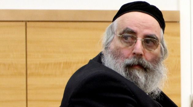 Cleared: Baruch Lebovits conviction was overturned amid questions about testimony against him. The extortion trial of Sam Kellner, whose son was allegedly molested by Lebovits, has now been delayed.