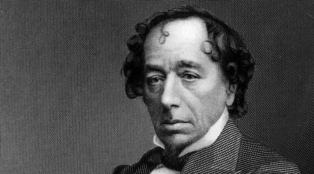 Jew Among the Blue Bloods: Benjamin Disraeli had a keen political and moral intelligence that allowed him to thrive in the elitist preserve of the Tory Party. Eric Cantor should take notes.