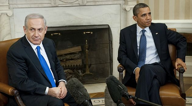 Not Happy Campers: There?s a reason why Bibi and Barack never look comfortable with each other. They don?t see eye to eye and the reasons may be much more deep-seated than politics.