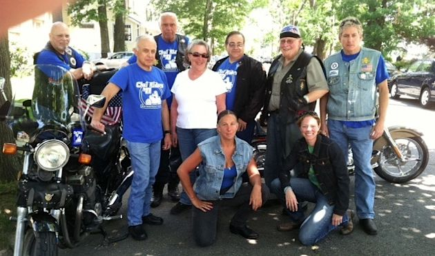 Easy Riders: Jewish bikers show allegiance to America, Israel and Harley-Davidson.
