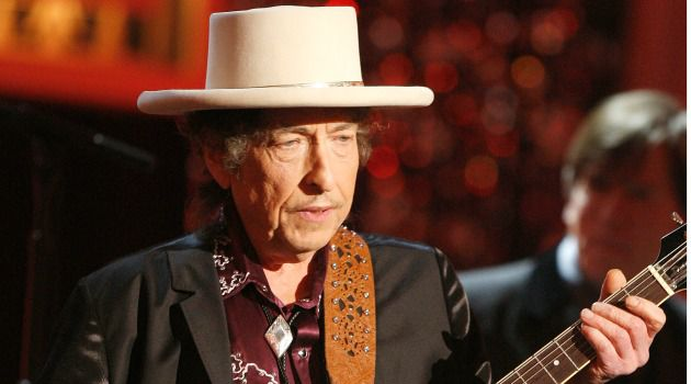 Where Men Bathe in Perfume and Celebrate Free Speech: Bob Dylan, who was awarded the Presidential Medal of Freedom last year, is being investigated for engaging in hate speech.