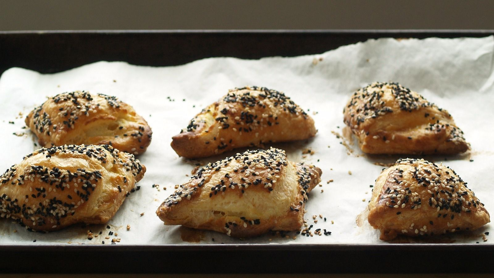 Savory pastries for a rally — or anytime.