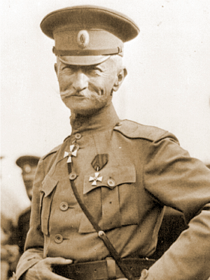 Campaign Manager:Career officer Aleksei Brusilov's strategy shaped the outcome of the war in the East.