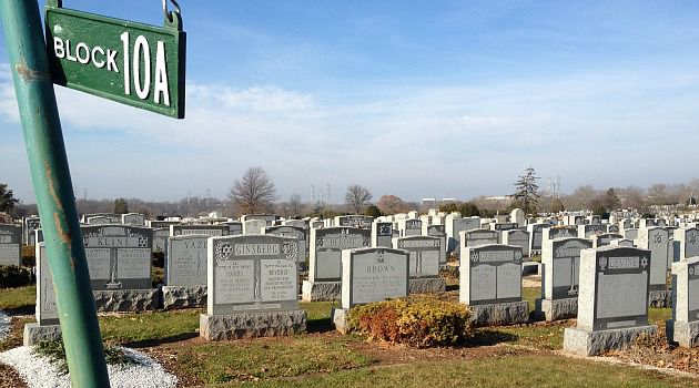 Have I Got a Grave for You: New York told buyers of black market graves that their sales were invalid.
