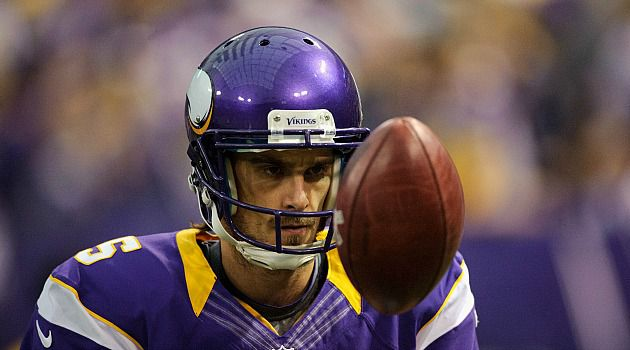 Gay Friendly: Minnesota Vikings punter Chris Kluwe has spoken out in favor of gay rights.