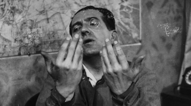 Dr. Lang, Der Filmregisseur: Fritz Lang?s mom was a Jew, but he was raised Catholic.