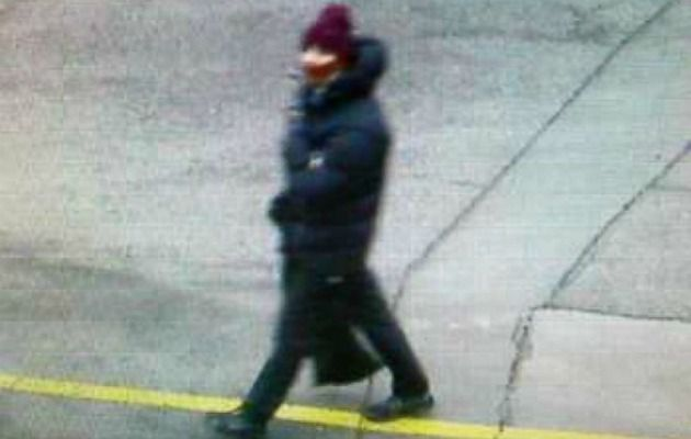 Police in Copenhagen released a photo of a man believed to be the gunman.