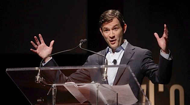 Not Quitting His Day Job: Dan Harris still works as an anchor for ABC News.