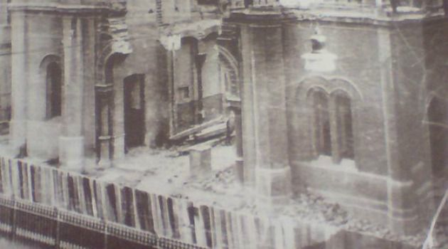 Zagreb's main synagogue was destroyed by Nazi-aligned regime in 1941.