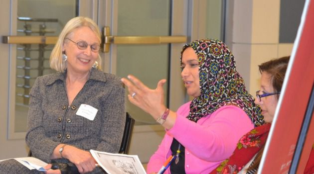 Bridging Gaps:The Sisterhood of Salaam Shalom was founded in 2011 and seeks to engage Muslim and Jewish women in dialogue.