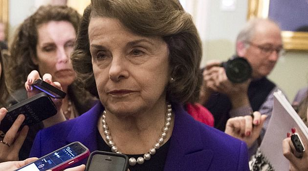 Hard Truths: Sen. Dianne Feinstein is one of several Jewish lawmakers to express dismay at the revelations that American operatives tortured detainees.