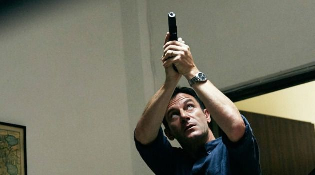 """Jason Isaacs stars in """"Dig,"""" the set-in-Israel show that recently premiered."""