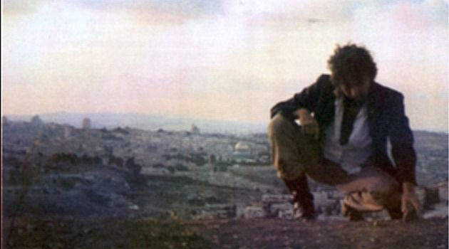 Bob Dylan, Jerusalem, 1983