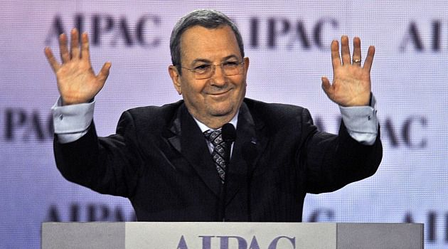 Swan Song: Israeli Defense Minister Ehud Barak made his last official visit to AIPAC?s conference. He offered clues as to what President Obama can expect on his upcoming visit.