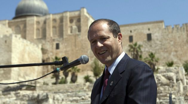Close Race: Nir Barkat, the secular mayor of Jerusalem, narrowly won an election for a second term.