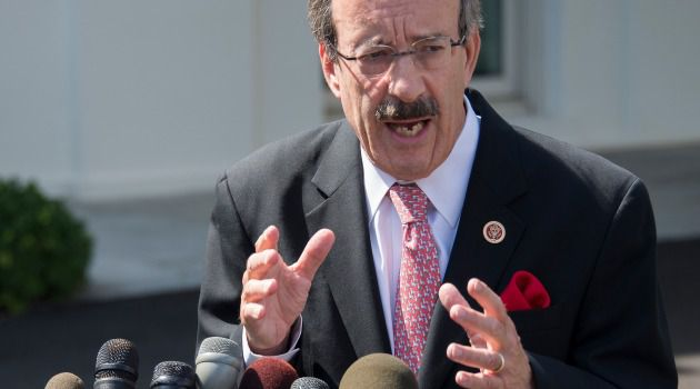Two Democrats, Two Views: U.S. Rep. Alan Grayson of Florida, is vocally against military strikes, whereas U.S. Rep. Eliot Engel (above), of New York, is an ardent supporter.