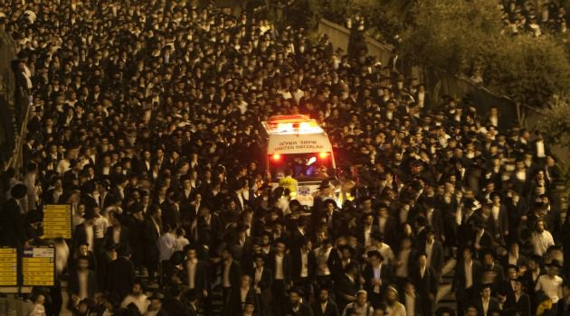 Painful Legacy: Thousands mourned the death of Rabbi Yosef Shalom Elyashiv. But his teachings caused enormous pain for women.