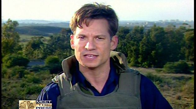 Free To Report: Richard Engel and his NBC news team were captured in wartorn Syria last week. The network asked journalists not to report on the incident, a request that was mostly honored.
