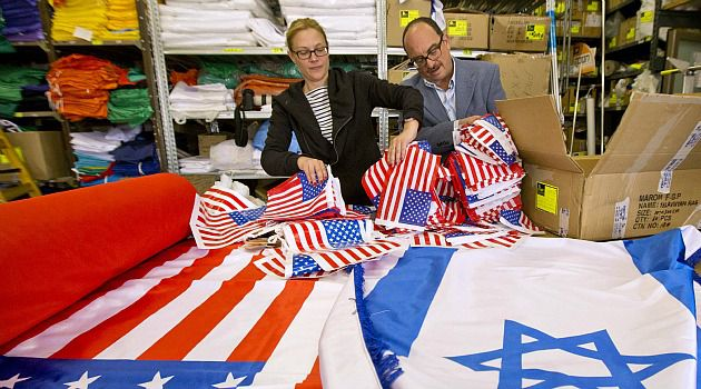 Rising Support: Two new polls say rising numbers of Americans support Israel. Perhaps a sign of peace fatigue, a growing number also opposes active U.S. involvement in talks.