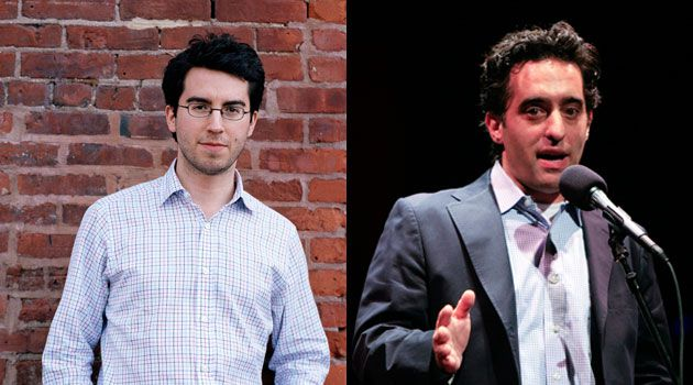 Brainpower: Writers Jonathan Safran Foer and Nathan Englander came together to create the ?New American Haggadah.?