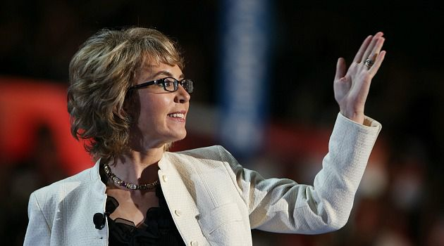 Listen Up: Ex-Rep. Gabrielle Giffords plans an unannounced appearance in Congress to push for stricter gun control laws.