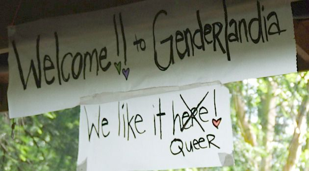 Beyond Labels: Camp Ten Trees in the Pacific Northwest caters to transgender kids.