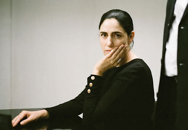 Divorced From Justice: Ronit Elkabetz plays the role of Viviane in 'Gett.'