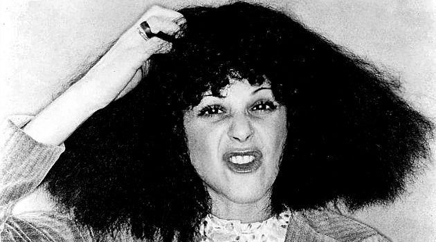 Comedian and actress Gilda Radner