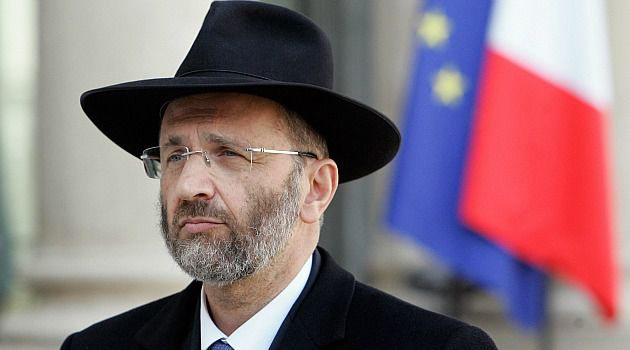 Fresh Face: French Jews are demanding elections to fill the post of chief rabbi that has been vacant since Gilles Bernheim resigned under a cloud last April.