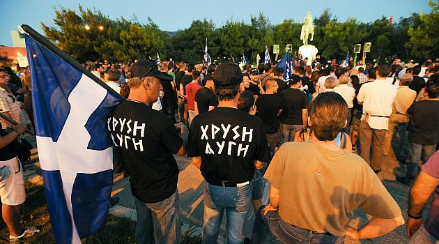 Rising Hatred: As the European economic crisis intensifies, the neo-Nazi Golden Dawn won 6% of the seats in Greece?s parliament.