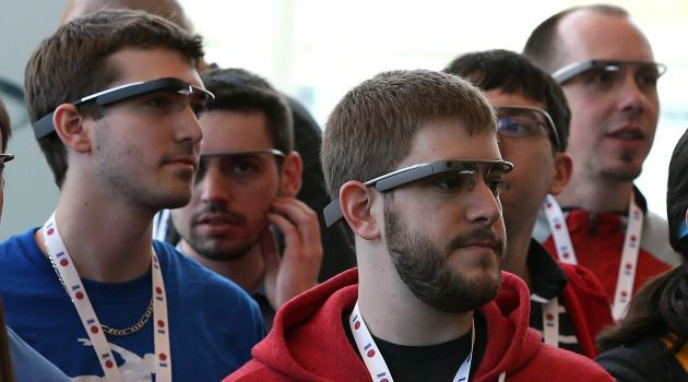 Glassy Eyed: Jewish web developers see a world of possibilities in the new Google Glass.