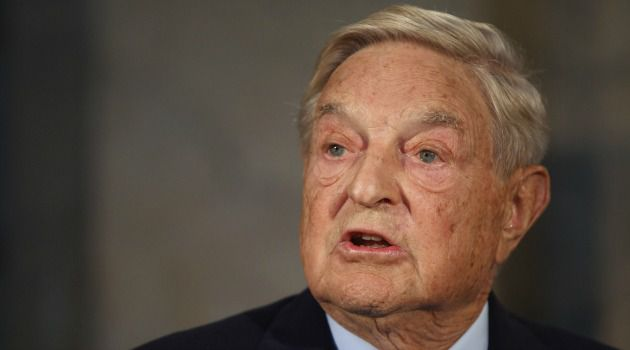 Spring Fall Romance: George Soros, 83, is set to wed his 42-year-old girlfriend, Tamiko Bolton.