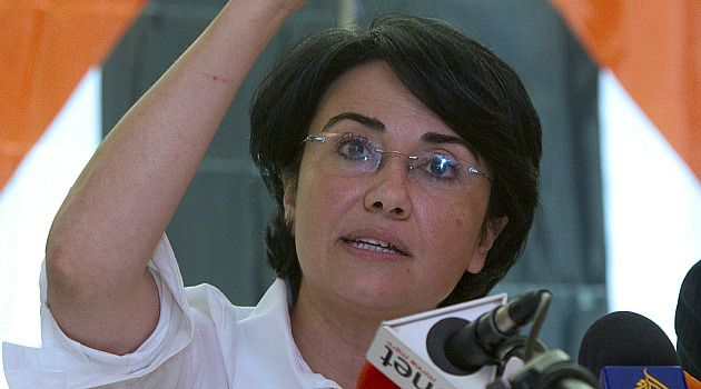 Villian or Heroine? Israeli Arab lawmaker Haneen Zoabi is widely reviled among Jews for her support of the Gaza flotilla, among other things. To Arabs, she is a heroine.