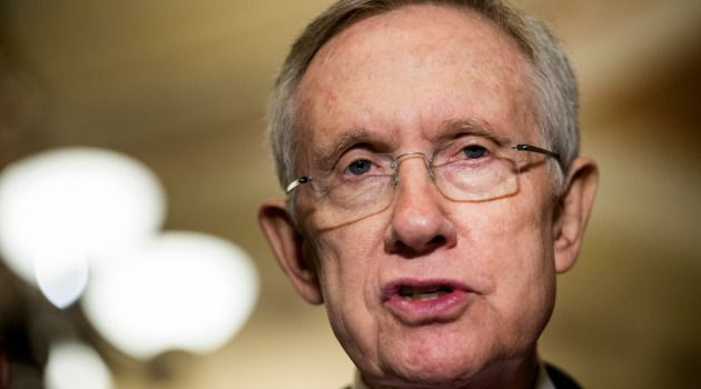 Never Again: Senate Majority Leader Harry Reid compares Syrian President Bashar al-Assad?s use of chemical weapons to the Holocaust.