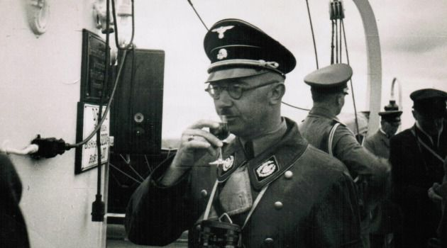Indecency Exposed:Vanessa Lapa's 'The Decent One' chronicles Himmler's life.