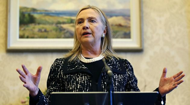 Hospitalized: Hillary Clinton has been hospitalized with a blood clot, which doctors say is related to the concussion she suffered two weeks ago.