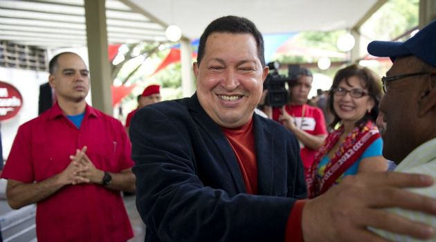Election Hatred: Venezuela?s Hugo Chavez regularly derides his opponent for his Jewish roots.