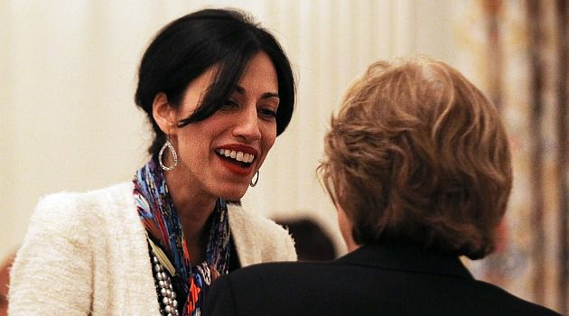 Huma?s World : Conservative Rep. Michele Bachmann raised hackles by claiming State Department aide Huma Abedin has links to the Muslim Brotherhood.