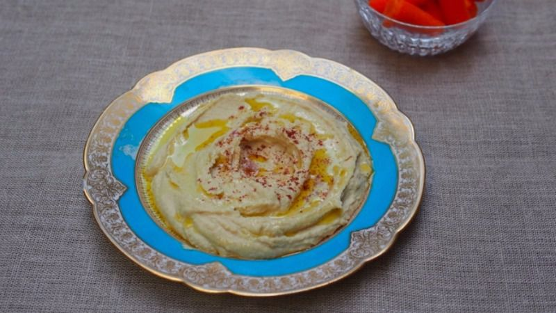 Homemade hummus is hardly more complicated than opening a container of the store-bought stuff.